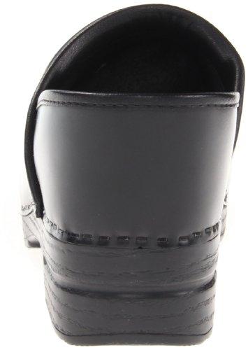 Metallic Suede Noir Dansko Professional Black BROwaZ4q