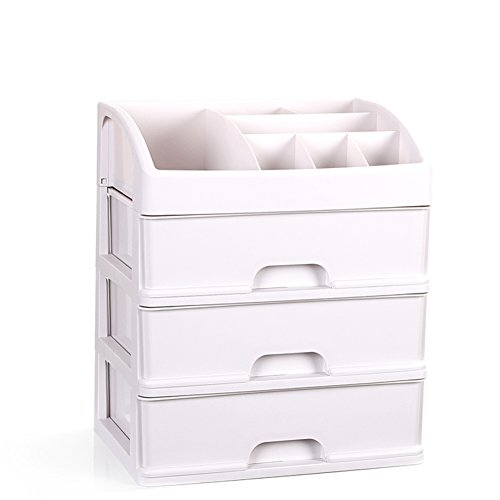 AEVEL Cosmetic Organizer Makeup Storage Box Multi-Layer Drawer for Bathroom Bedroom Desktop, Keeping Your Makeup and Skincare Product Stored More Tidy