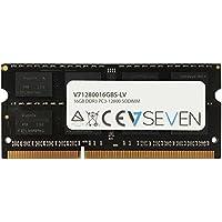 V7 MEMORY V71280016GBS-LV 16GB DDR3 1600MHZ SODIMM