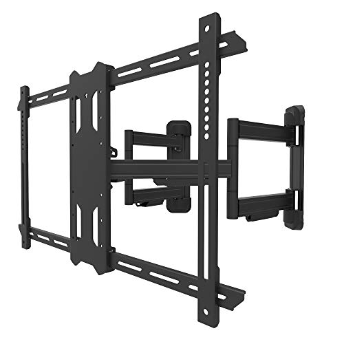 Kanto PDC650 Full Motion Corner TV Mount for 37-inch to 70-inch TVs