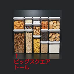 OXO Good Grips POP Container Big Square (5.5 Qt)
