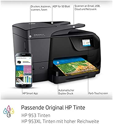 hp officejet pro 8710 multifunktionsdrucker