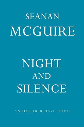 Night and Silence (October Daye) cover