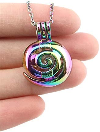 Viele Stil Perle Perlen Käfig Anhänger Medaillon Aromatherapie