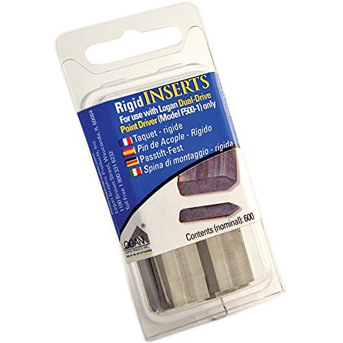 (Logan F54 Rigid Points for F500 Dual Driver Pack of 600 )