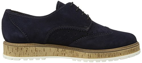 Esprit Damen Crissy Lace Up Derby Blau (navy 400)