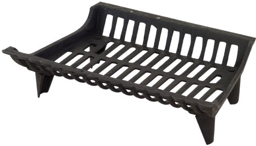 18in. Zero Clearance Cast Iron Stack Grate