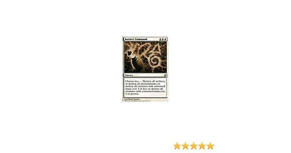 Excellent+ Magic MTG Austere Command ~ Lorwyn