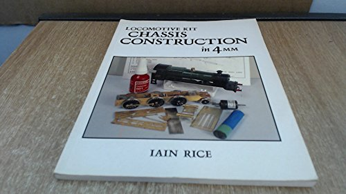 Locomotive Kit Chassis Construction in ()