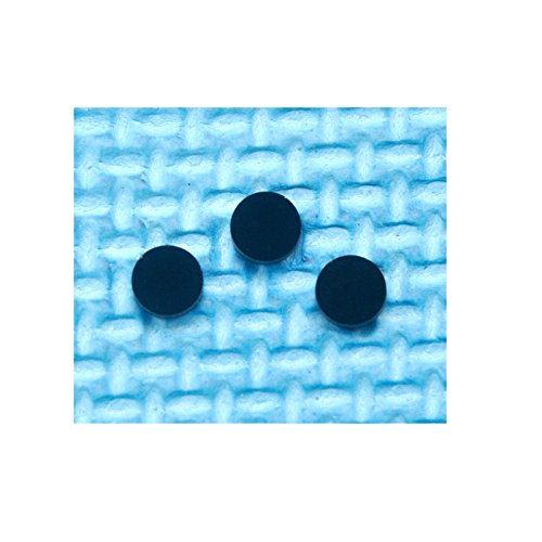 3pcs 9mm Filter Lens against 400-750nm / Pass 808-1064nm IR Laser (808 Nm Laser Diode)