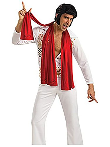 Rubie's Costume Red Elvis Scarves (Elvis Costume For Kids)