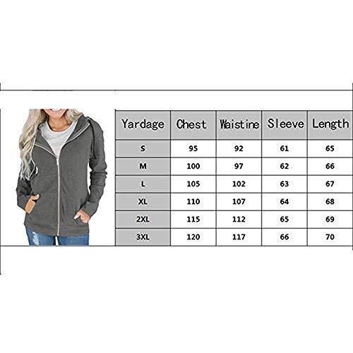 Sweatshirts Cerniera Coat Militare Hellomiko Marina Warm Giacche Outwear Donna Con Cappuccio Da Cardigan vz6vHYq