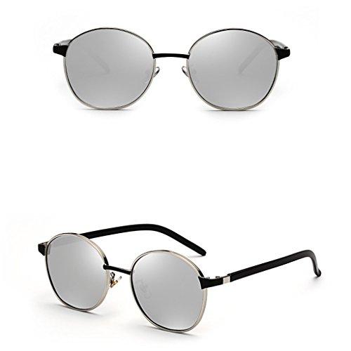 Gafas de Coreanas Delgadas Gafas 5 DT Sol Femeninas Gafas Color 2 de Sol polarizadas 41SwXdqaS