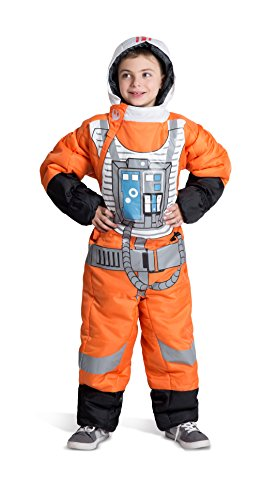 Selk'bag Kids Star Wars Wearable Sleeping Bag: Rebel Pilot, Medium