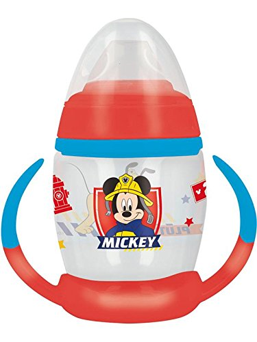 Mickey Mouse st-44026/ Tasse entra/înement 270/ ml avec embout de silicone to the Rescue
