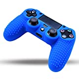 PS4 Controller Skin,Silicone Grips for