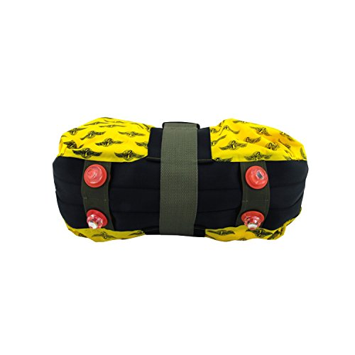 BAG TO LIFE Handtasche Upgrade Ladies Bag UNIKAT Upcycling aus einer Rettungsweste