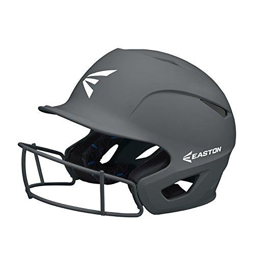 Elegante casco de competición color gris duradero