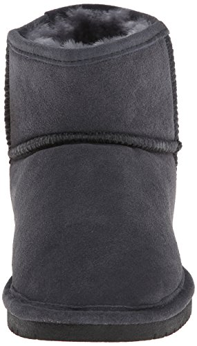 BEARPAW Women's Charcoal Demi Demi BEARPAW Women's Black EU5w5fq