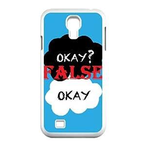 Okay 003 funda Samsung Galaxy S4 9500 Cubierta blanca del teléfono celular de la cubierta del caso funda EOKXLKNBC18446