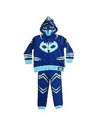 PJ Masks Catboy Boy's Toddler Hoodie and Pants Set (5/6T)