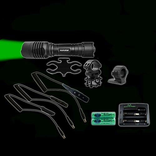 Kill Light® XLR 252 Gun Kit - GREEN (Green) ()