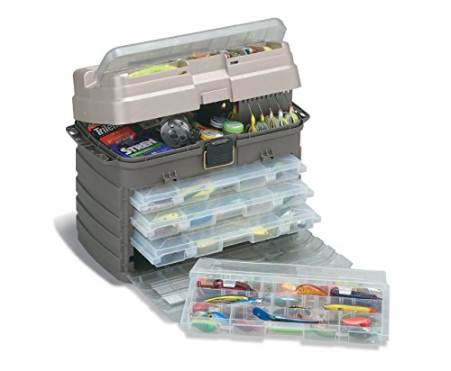 Plano Guide Series - Plano StowAway Tackle System, Includes Four removable organization storage boxes, Premium Tackle Storage