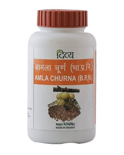 Buy Patanjali Divya Amla Churna 100gms (Pack of 2) Online at Low Prices in  India - Amazon.in