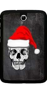 Funda para Samsung Galaxy Note 8 N5100 - Cráneo Padre Navidad by wamdesign