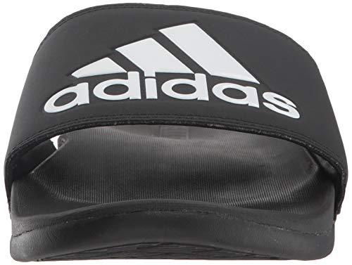 black Black Uomo Da Adidasadilette white Comfort Adidas Adilette zU4a6Ox