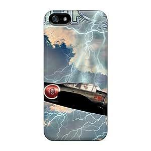 New Style Mwaerke Lightning Kamikaze Premium Tpu Cover Case For Iphone 6(4.7)