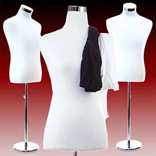 male adjustable dress form - 6