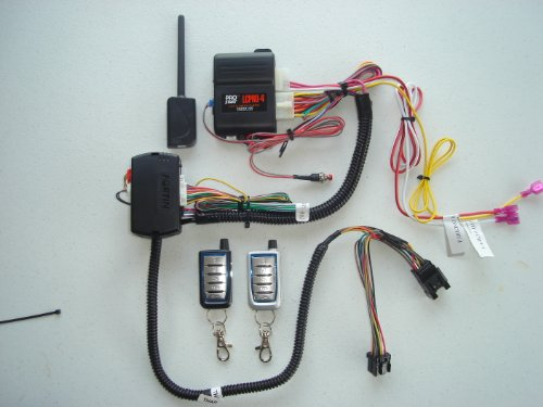 Direct Start Harness - Direct Plug in Long Range Remote Car Starter Kit Pre-wired for Select 2011-2014 Chrysler, Dodge, Jeep, Tip Key Models