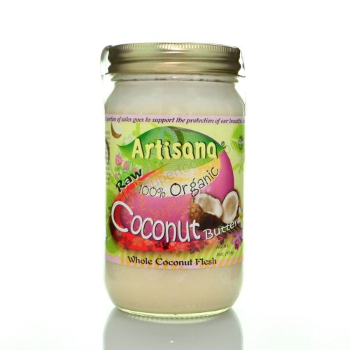 Artisana Organic Raw Coconut Butter -- 8 oz by Artisana