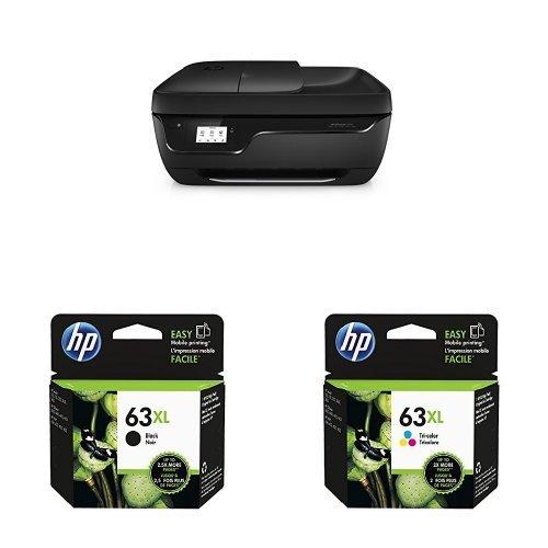 HP OfficeJet 3830 Printer and XL Ink Bundle