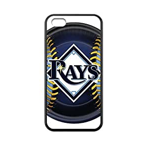 Custom Tampa Bay Rays Back Cover Case for ipod touch 5 ipod touch 5 JNipad ipod touch 5-240