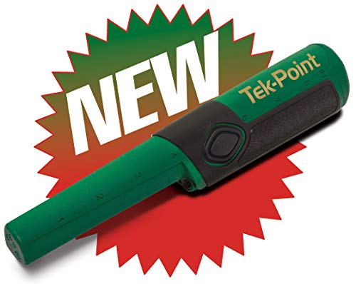 - Teknetics Tek-Point Pinpointer
