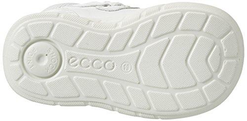 ECCO Ecco First - Botas de senderismo Bebé-Niños Weiß (58527WHITE/ALUSILVER)