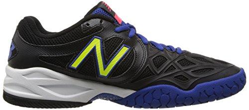 888098094435 - New Balance Women's WC996 Tennis Shoe,Black,6.5 D US carousel main 6