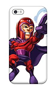 hudson kim's Shop New Style 2120908K66007593 Excellent Design Magneto Case Cover For Iphone 5/5s