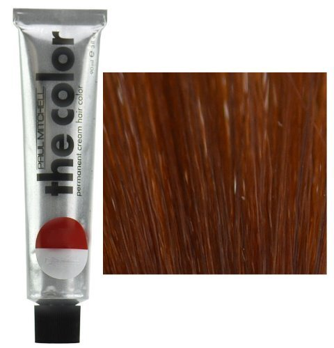 Paul Mitchell The Color Permanent Cream Hair Color 3oz 8WC Light Warm Copper Blonde