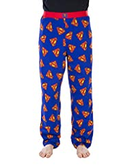 DC Comics Superman Logo Lounge Pants