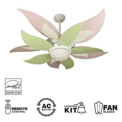 Craftmade 52-Inch Bloom Fan, White
