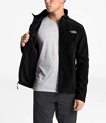 The North Face Men's Apex Bionic 2 Jacket TNF Black Large