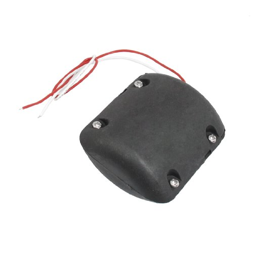 uxcell Black DC 12V 3100RPM Vibrating Vibration Motor for Massage Cushion (Motor Massage)