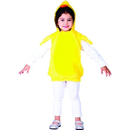 Little Baby Chick Costume - Size Toddler (Rock Chicks Costume)
