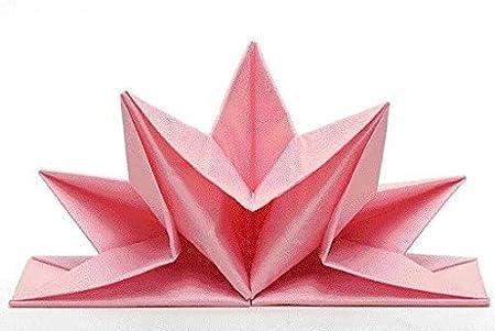 Napkin Folding Tutorial - Christmas Tree Napkin Fold - EASY ... | 301x450