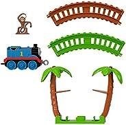 Pista Thomas and Friends - Thomas na Africa, Multicor, Mattel