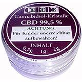 CBD-Kristalle 99,5% (0,5g)
