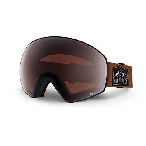 VonZipper Jetpack Goggles Sin Navy, One Size by vonzipper